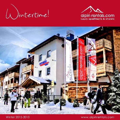Brochure Wintertime