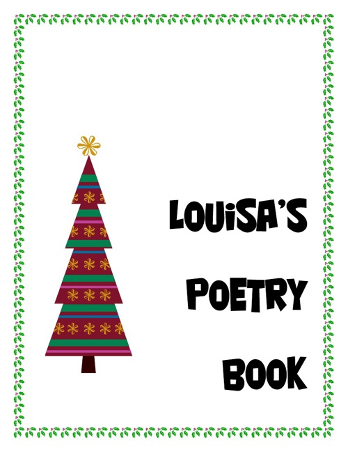 Louisa's Poetry Book