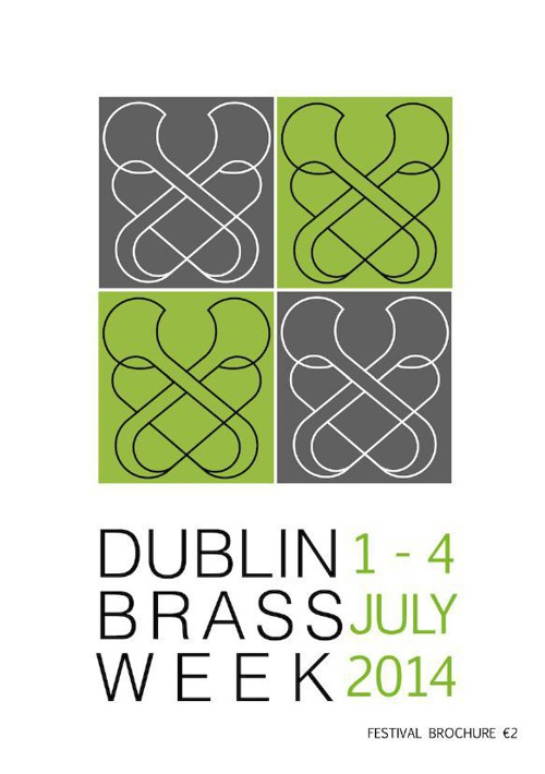 Dublin Brass Week brochure 2014