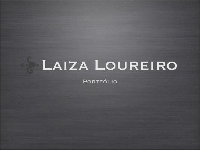Portfolio Laiza Loureiro