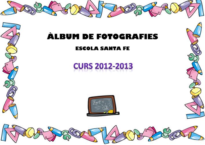 Àlbum de Principi de Curs