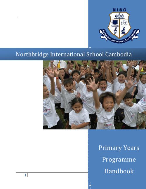 Northbridge International School Cambodia PYP Parent and Student