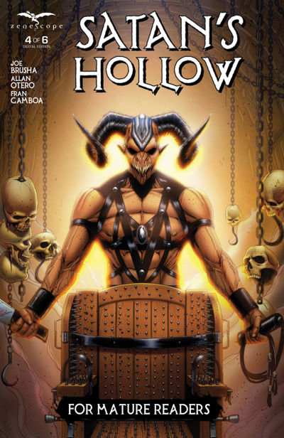 Satan's Hollow #4
