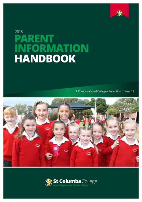 Parent Information Handbook_2018