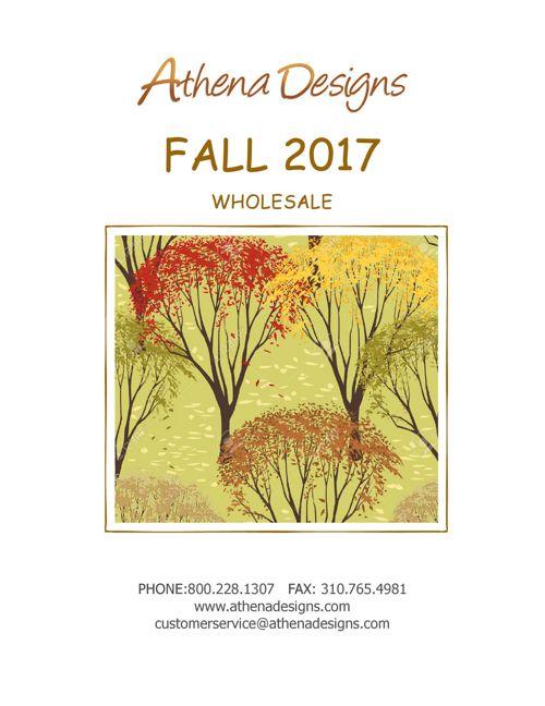 Wholesale Fall 2017 Catalog