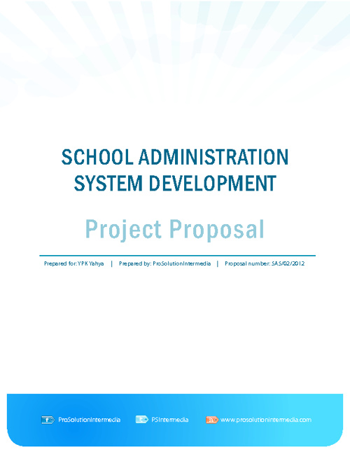 School Administration System
