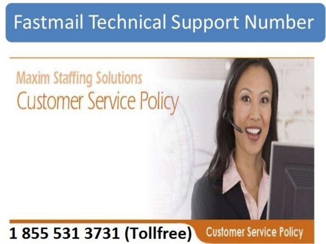 Fastmail Customer Service 1 855 531 3731 Helpline Number USA