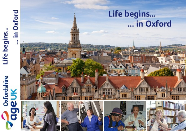 Life Begins ... in Oxford