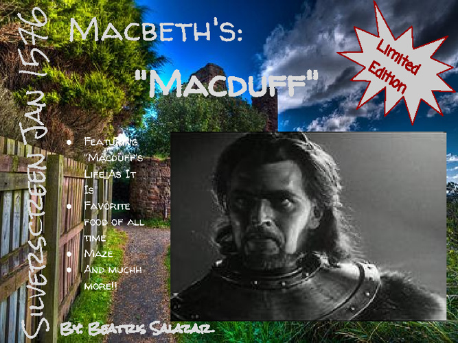 Macduff Magazine