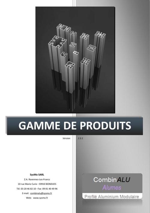Catalogue SysMo - V2.3.2 (LD)