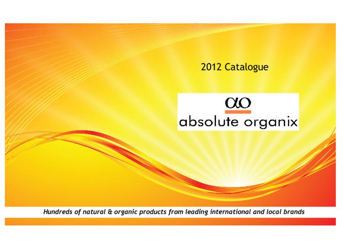 Absolute Organix Catalogue