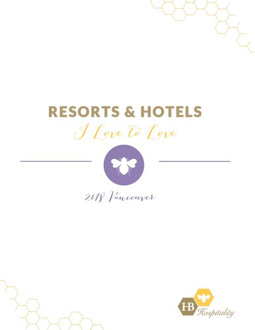 2018 Vancouver Resort Guide