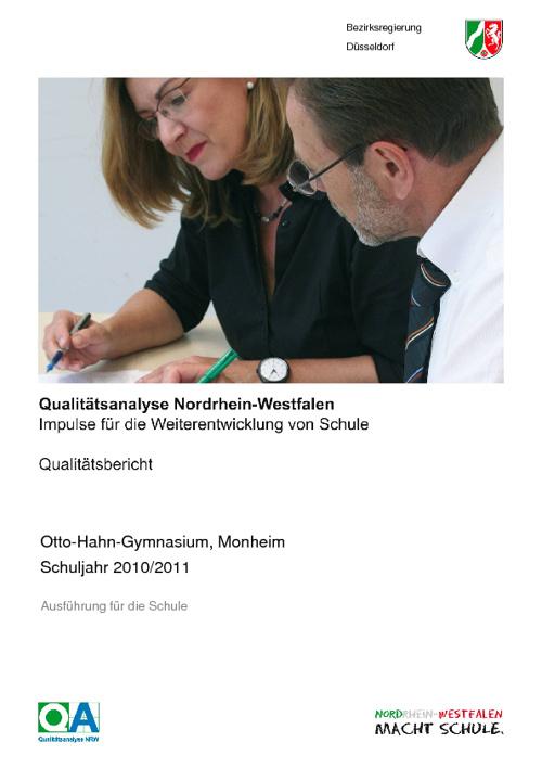 Abschlussbericht Qualitaetsanalyse