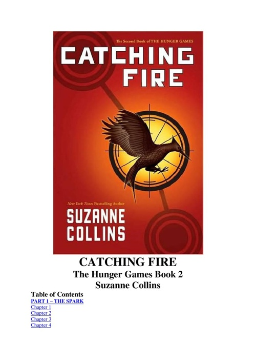 Hunger Games Trilogy: Catching Fire