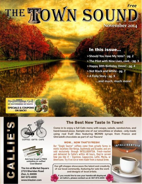 The Town Sound November 2014