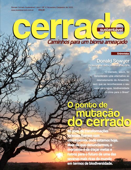 Revista Cerrado Sustentável