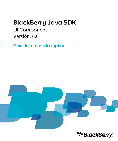 Manual de Usuario Blackberry