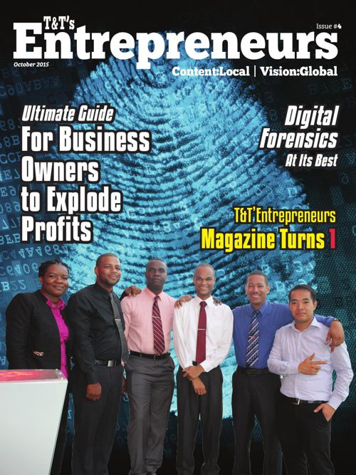 T&T Entrepreneurs Magazine 4th Issue