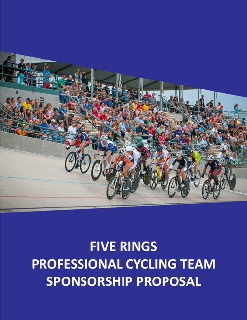 Five Rings Cycling Team - Sponsorship Proposal