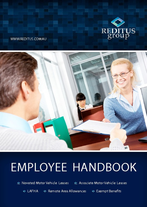 Reditus Employee Handbook