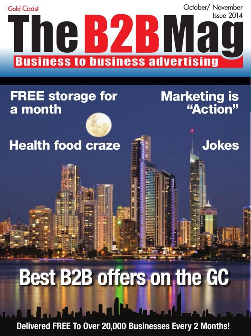 The B2B Mag Oct/Nov issue 2014