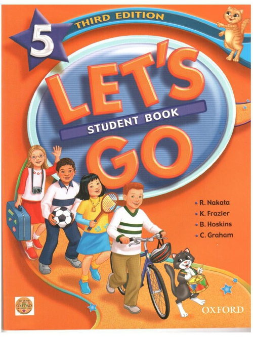 Oxford - Let_s Go 5 Student_s Book 3rd Edition