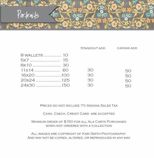 Mini Price Guide