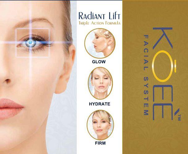 Koee facial system