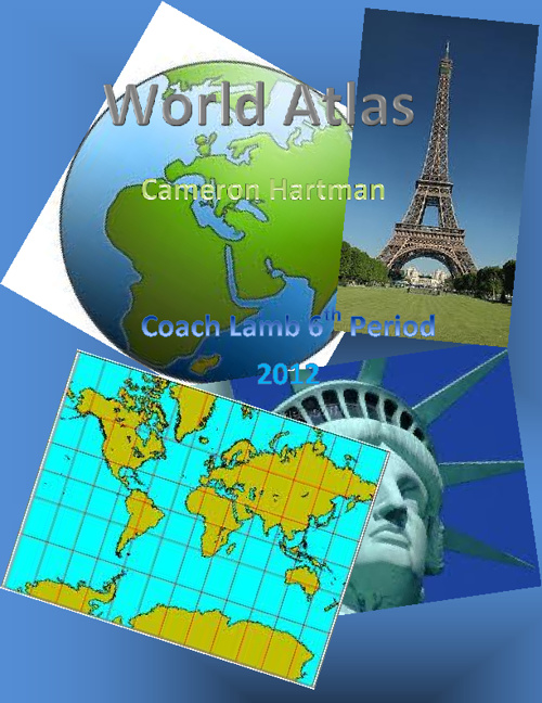 World Atlas- Cameron Hartman