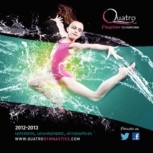 Quatro Gymnastics Brochure 2012-2103
