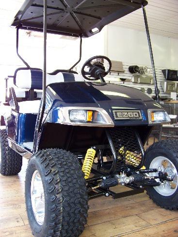 HVFD Golf Cart Raffle