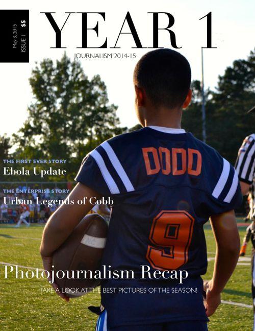 Journalism: Year 1