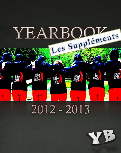 Yearbook 2012-2013 Les Suppléments