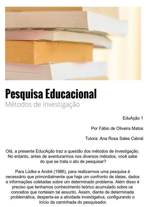 EduAção 1