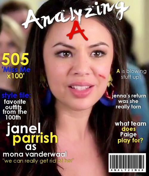 Pretty Little Liars Theory Magazine #4