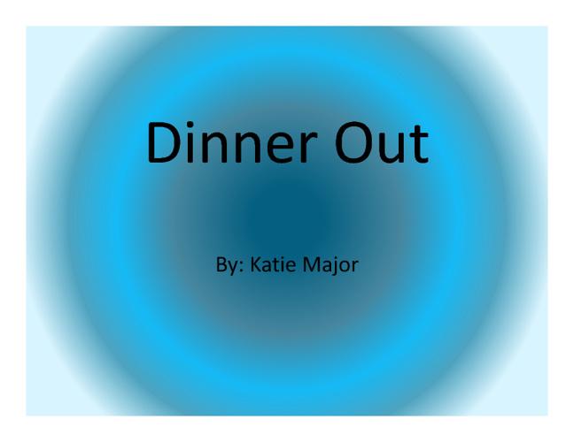 Katie Major