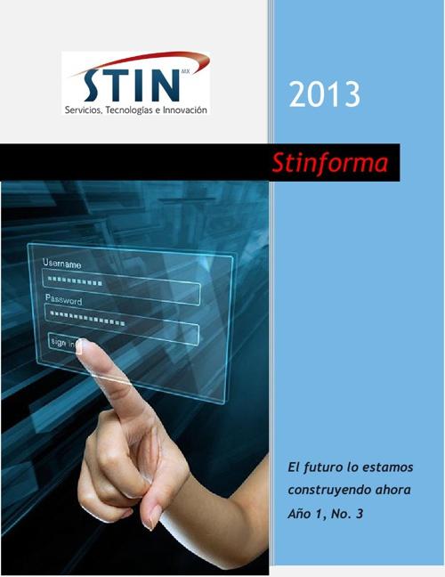 Revista Stinforma No. 3