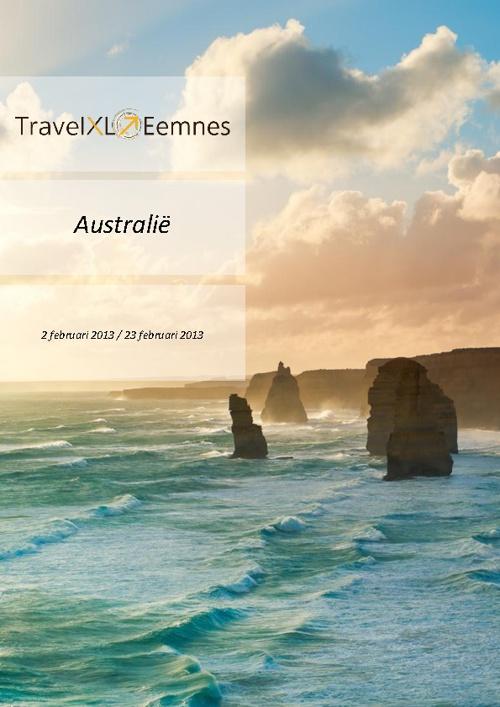 Offerte Australie E. Raadsheer TXL Eemnes