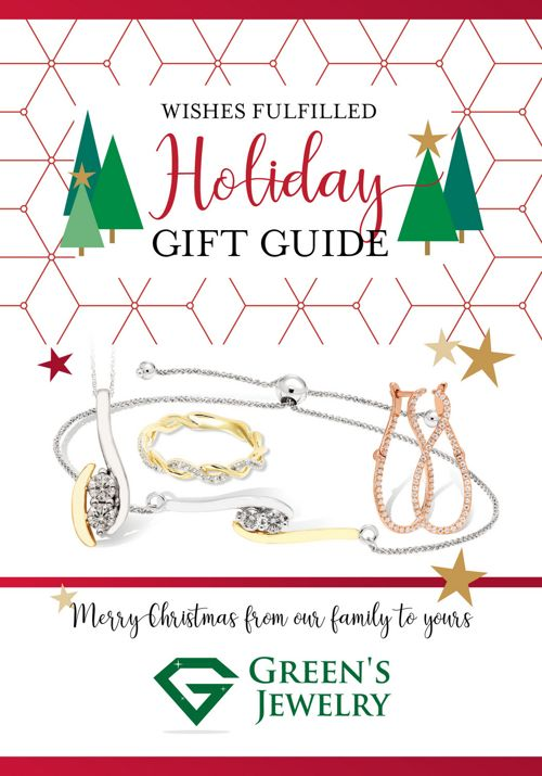 Green's Jewelry Holiday Gift Guide 2017