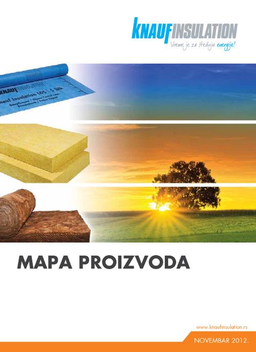 Mapa proizvoda