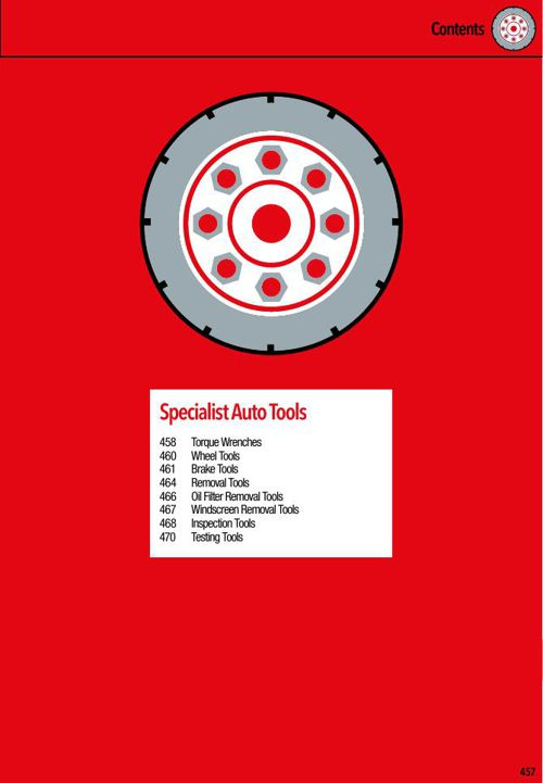 15-Specialist Auto Tools