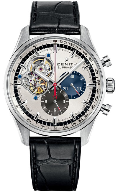 ZENITH SWISS MADE TIMEPIECE,LIMITED EDITION