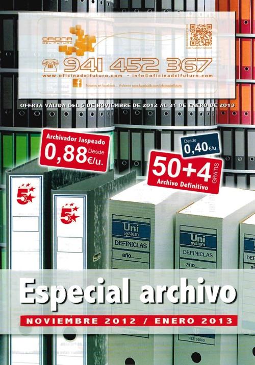 Oficina del Futuro | Oferta Invierno Válida hasta el 31/01/2013