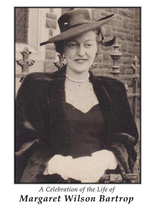 Margaret Bartrop