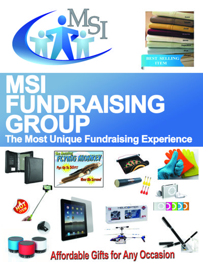 MSI Fundraising Group Catalog