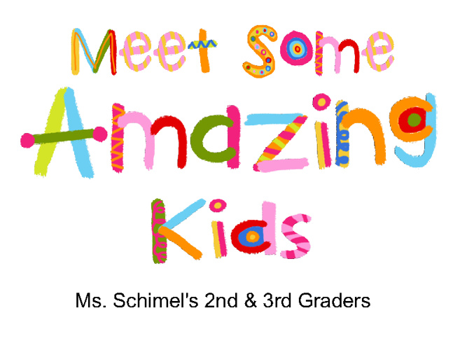 Meet Some Amazing Kids