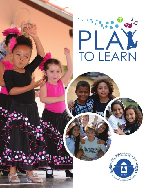 Cushman Play to Learn Campaign