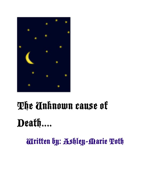 The unknown cause of death
