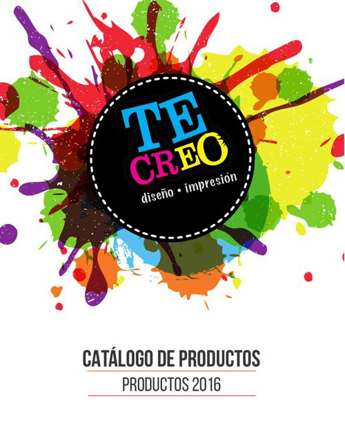 Copy of Catálogo de Productos