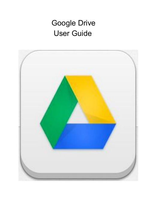 UserGuideTemplate